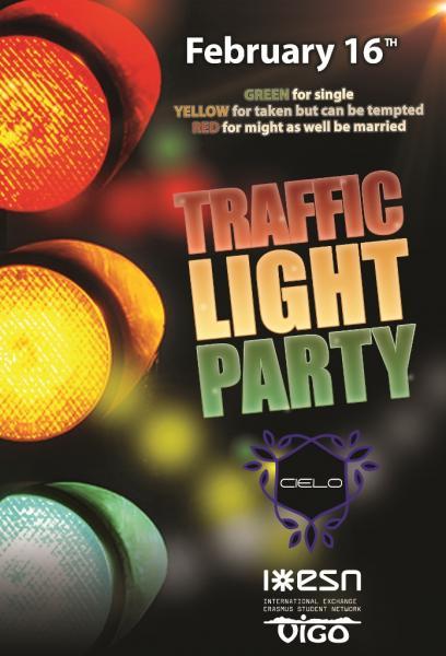Traffic Light Party @Pontevedra